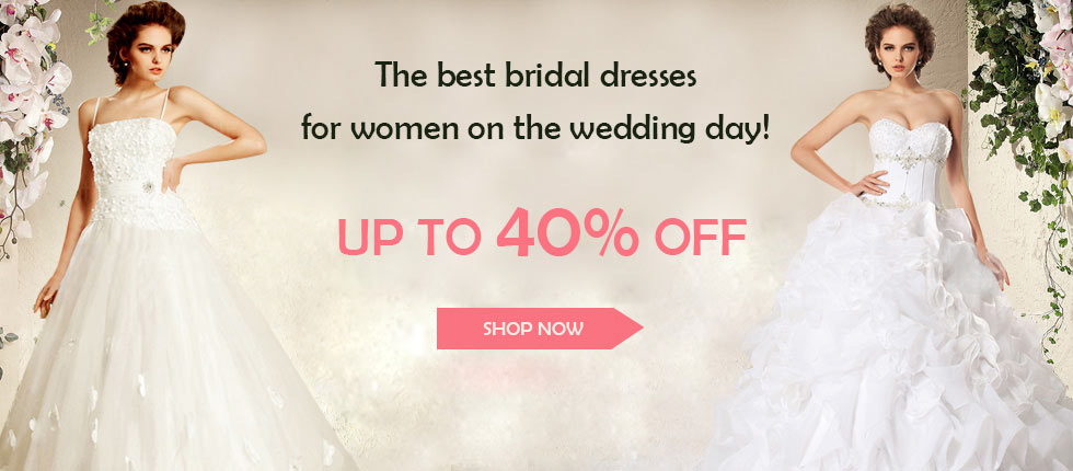 Inexpensive Wedding Gowns Online shop UK